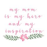 Inspirational Mom