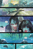 30 Days of Night: Beyond Barrow - Comic Page with Panels