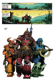 Star Slammers Issue No 1 - Page 4