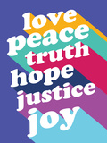 Love  Peace  Truth