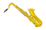 Tenor Saxophone  Brass  Musical Instrument