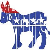 Democrat Donkey Logo
