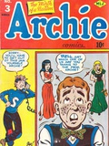Archie Comics Retro: Archie Comic Book Cover No3 (Aged)