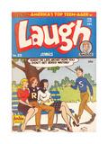 Archie Comics Retro: Laugh Comic Book Cover No25 (Aged)