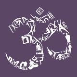Om Symbol - Yoga Poses