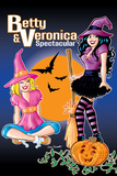 Archie Comics Cover: Betty & Veronica Spectacular No85 Halloween