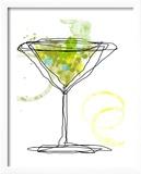 Wild Apple Martini Photo encadrée par Jan Weiss