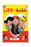 Archie Comics Retro: Life with Archie Comic Book Cover No2 (Aged)