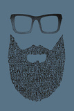 Beard Styles - Created using different ways to style a Beard