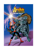 Archie Comics Cover: Archie & Friends Double Digest No5 Adventures In The Wonder Realm