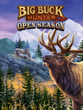 Big Buck Pro Open Season Cabinet Art with Logo