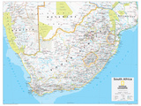 2014 South Africa - National Geographic Atlas of the World  10th Edition