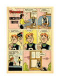 Archie Comics Retro: Veronica Comic Strip; Uncouth Truth (Aged)