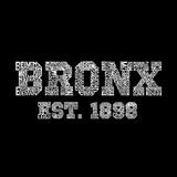 Bronx Word Art