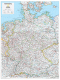 2014 Germany - National Geographic Atlas of the World  10th Edition