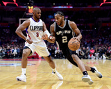 San Antonio Spurs v Los Angeles Clippers