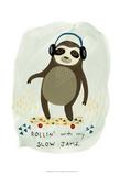 Hipster Sloth II