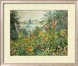 Flowering Meadow  Vetheuil  1880