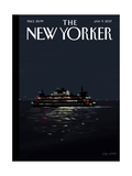 The New Yorker Cover - January 9  2017