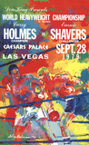 Larry Holmes Vs Earnie Shavers
