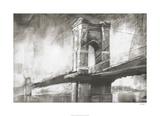 Historic Suspension Bridge I
