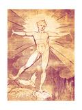 Glad Day by William Blake  1780