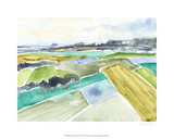 Watercolor Field I