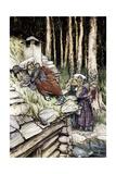 Henrik Ibsens Peer Gynt - Act I  Scene I: Aase on the Mill House Roof
