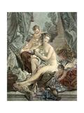 La Toilette De Venus (The Toilet of Venus)