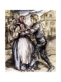 Henrik Ibsens Peer Gynt - Act I  Scene III: Peer and Solveig at the Wedding