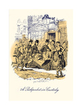 Sketches by Boz: Illustrative of Every- Day Life and Everyday People by Charles Dickens