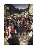 Henrik Ibsens Peer Gynt - Act I  Scene III: Peer Among the Wedding Guests
