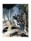 Henrik Ibsens Peer Gynt - Act II  Scene V: Peer Follows the Woman in Green