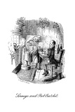 A Christmas Carol (1843) by Charles Dickens  7 February 1812 – 9 June 1870