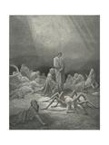 Dantes Purgatory  Part of His Divina Commedia / Divine Comedy