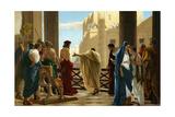 Ecce Homo - after Painting by Antonio Ciseri
