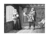 Merry Wives of Windsor (Act III Scene 3)  Play by William Shakespeare
