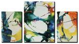 Celestial Rainbow Tableau multi toiles par Sydney Edmunds