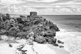 ¡Viva Mexico! B&W Collection - Tulum Riviera Maya VI