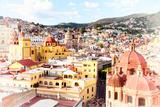 ¡Viva Mexico! Collection - Guanajuato - View of City