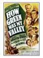 Buy How Green Was My Valley (1941) at Art.com