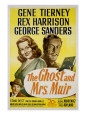 Buy The Ghost and Mrs. Muir (1947) at Art.com