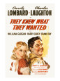 Buy They Knew What They Wanted (1940) at Art.com