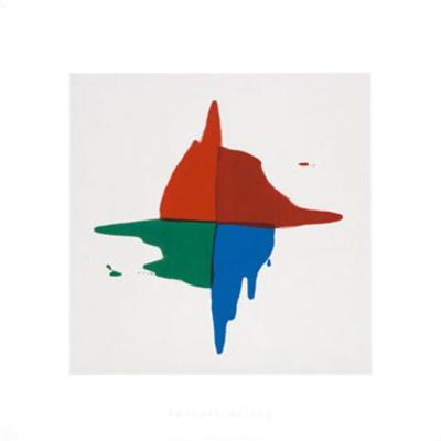 Untitled, c.1959 - Serigraph