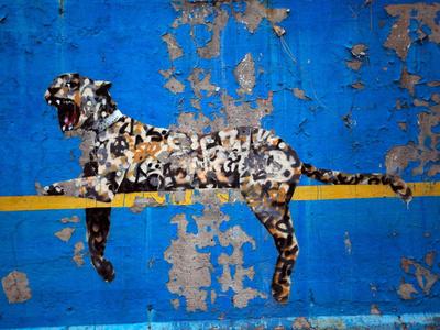 Bronx Zoo Giclee Print