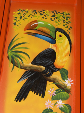 R h productions the crafts town of sarchi famous for its for Costa rica arts and crafts