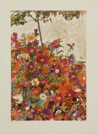 Floral Field - Collectable Print