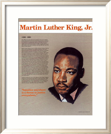 essay. martin luther king as a hero