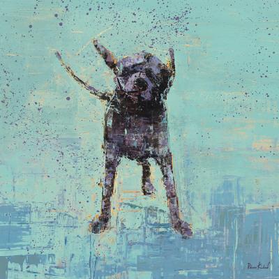 Shake No. 3 Art Print