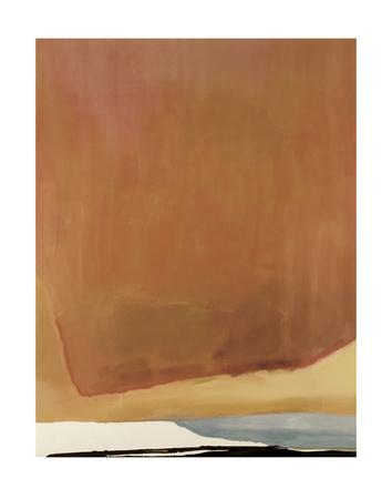 Sunset Corner, c.1969 - Art Print